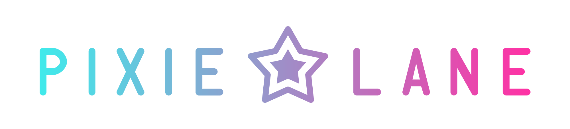 Pixielane Logo - gradient